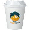 View Image 1 of 3 of Insulated Paper Travel Cup with Lid - 12 oz - Low Qty - Full Color