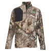 Dri Duck Interval DDX 1/4 Zip Nano Fleece Pullover - Camo