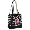 Designer Accent Gusseted Tote-Bubble Explosion