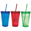 Double Wall Tumbler with Cooling Gel - 18 oz.
