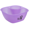 View Image 1 of 3 of Dip-It Snack Bowl