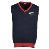 FILA Oxford V-Neck Pullover Sweater Vest - Men's
