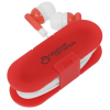 View Image 1 of 4 of Colorful Ear Bud Wrap - 24 hr