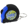 Mini 6' Tape Measure Keychain - 24 hr
