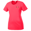 Contender Athletic T-Shirt - Ladies' - Embroidered - 24 hr