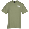 View Image 1 of 3 of Hanes X-Temp Tri-Blend T-Shirt - Men's - Screen