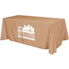 Flat 4-sided Table Cover - 8'