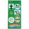 Super Kid Sticker Sheet - St. Patrick's Day