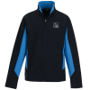 Crossland Colorblock Soft Shell Jacket - Men's - 24 hr