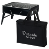 View Image 1 of 3 of Portable Briefcase BBQ Grill