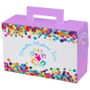 Briefcase Shape Box - Full Color
