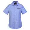 Structure Stain Release SS Oxford Shirt - Ladies'