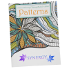 Stress Relieving Adult Coloring Book - Patterns - Full Color