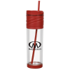 Melrose Tumbler with Straw - 16 oz. - 24 hr
