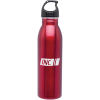 View Image 1 of 3 of h2go Solus Stainless Sport Bottle - 24 oz. - 24 hr
