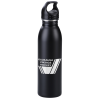 View Image 1 of 2 of h2go Solus Stainless Sport Bottle - 24 oz. - Matte - 24 hr