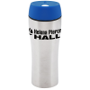 Stainless Tumbler with Press-Button Lid - 15 oz. - 24 hr