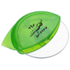 View Image 1 of 3 of Itza Pizza Cut-It - Translucent