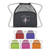 Mesh Sports Pack With Zippered Pocket