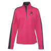 Performance Colorblock 1/4 Zip Pullover - Ladies'