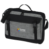 """View Image 1 of 4 of Buckle 15"""" Laptop Briefcase Bag - Embroidered"""