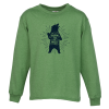 5.2 oz. Cotton Long Sleeve T-Shirt - Kids' - Screen