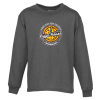 5.2 oz. Cotton Long Sleeve T-Shirt - Kids' - Full Color