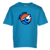 5.2 oz. Cotton  T-Shirt - Toddler - Full Color