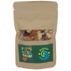 Resealable Kraft Snack Pouch - Fitness Trail Mix