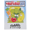 Vegetables Taste Great Coloring Book