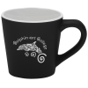 Matte Java Ceramic Mug - 13 oz. - 24 hr