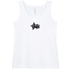 District Concert Tank Top - Girls' - White - Screen