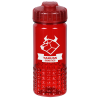PolySure Out of the Block Water Bottle with Flip Lid - 16 oz.
