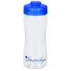 Refresh Zenith Water Bottle with Flip Lid - 16 oz. - Clear