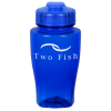 PolySure Twister Water Bottle with Flip Lid - 16 oz.