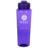 PolySure Retro Water Bottle with Flip Lid - 32 oz.