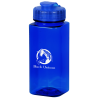 View Image 1 of 6 of PolySure Squared-Up Water Bottle with Flip Lid - 24 oz.