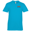 Anvil Ringspun 4.5 oz. T-Shirt - Men's - Colors - Embroidered
