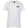 Anvil Ringspun 4.5 oz. T-Shirt - Men's - White - Emb