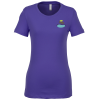 Next Level Ideal Crew T-Shirt - Ladies' - Embroidered