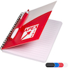 Swing Notebook with Pen