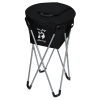 View Image 1 of 7 of Tailgate Party Cooler Stand