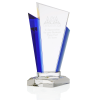 View Image 1 of 3 of Inclination Crystal Award