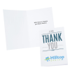 View Image 1 of 5 of A Big Thank You Greeting Card