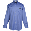 View Image 1 of 3 of Van Heusen Wrinkle-Free Pinpoint Dress Shirt - Men's