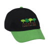 Water Repellent Peak Cap