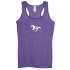 Gildan Softstyle Racerback Tank - Ladies' - Screen - Colors