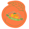 Cushioned Jar Opener - Peach - Full Color