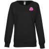 Independent Trading Co. Heavenly Fleece Sweatshirt - Ladies' - Embroidered