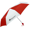 Two Tone Folding Umbrella - 42